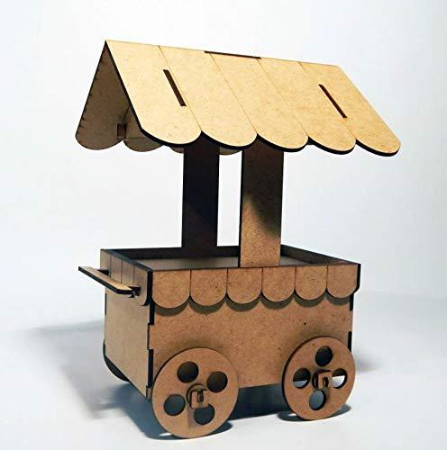 Carro Para Mesa Dulce: Amazon.es: Handmade