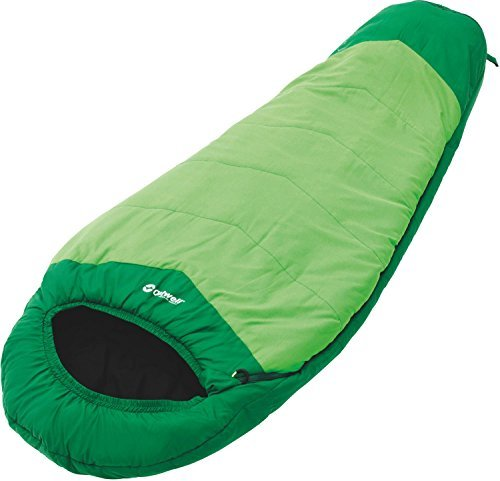 Outwell Kids' Convertible Sleeping Bag, Green, One Size by Outwell