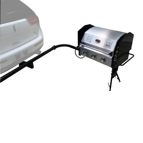 Party King MVP-9212 Swing'N Smoke Grill Package by Party King Grills