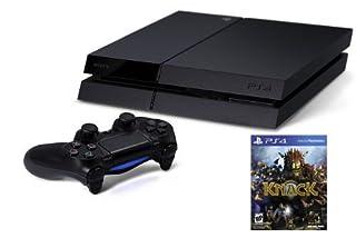 PlayStation 4 Knack Launch Day Bundle (B00DE2W33I)   Amazon price tracker / tracking, Amazon price history charts, Amazon price watches, Amazon price drop alerts