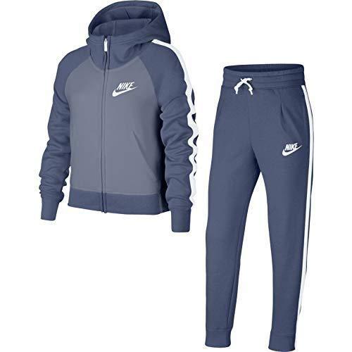 Nike G NSW TRK PE, Chándal para Niñas: Amazon.es: Deportes y aire ...