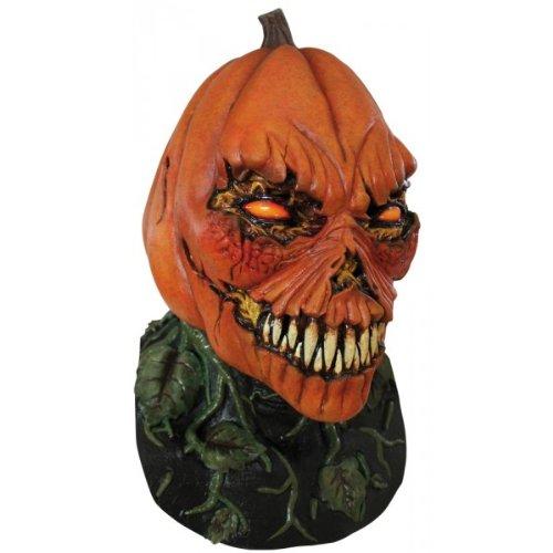 Best Jack Skellington Costume (Possessed Pumpkin Mask)