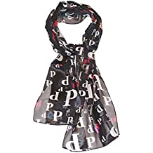 Recyclebabe Women's Initial Scarf