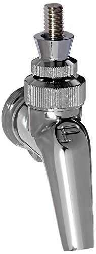 HomeBrewStuff 2 Pack of Stainless Steel Perlick 630SS Draft Beer Faucet