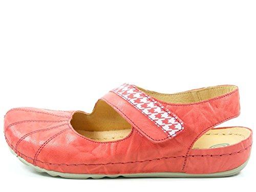 4 Brinkmann rot Sandale womens Dr rot 710810 SdazXFdqwx