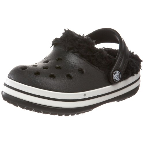 - Crocs Crocband Mammoth Clog (Toddler/Little Kid),Black/Black,6-7 M US Toddler