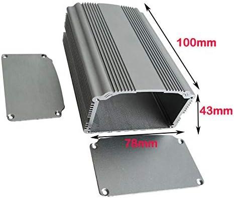 Bo/îte de d/érivation Toolstar 13 tailles Couvercle /à charni/ère /Étanche ABS