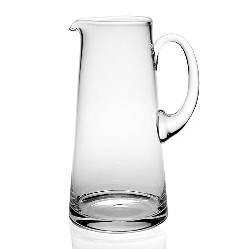 William Yeoward Crystal Classic Water Jug Pitcher 2 Pint