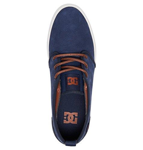 DC Herren Sneaker Studio 2 LE Sneakers NAVY/DK CHOCOLATE
