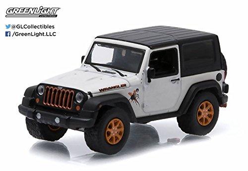 GreenLight 1:64 All-Terrain Series 2 2012 Jeep Wrangler Diecast Vehicle Series Diecast Vehicle