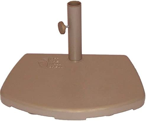 Blue Star Off-The-Wall BRELLA Custom CAST BASE 40 lb.
