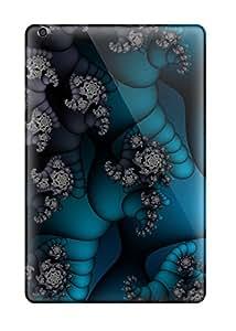 Series Skin Case Cover For Ipad Mini/mini 2(fractal)