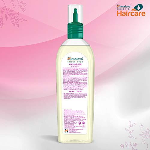 Himalaya Herbals Anti Hair Fall Hair Oil, 200ml