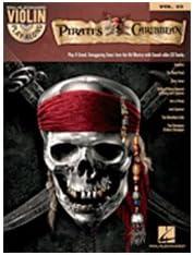 strunal 260 estudiante de violín de piratas del Caribe Play Along ...