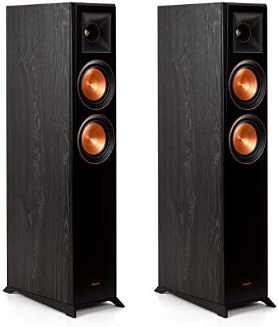 Klipsch RP-5000F Floorstanding Speakers Ebony Pair