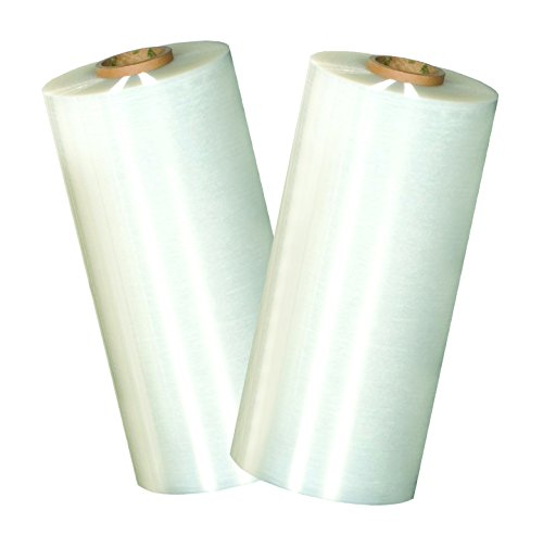 Stretch Hand Film Roll (TRM 44018-80-GAUGE Stretch Film, Hand Wrap, 18
