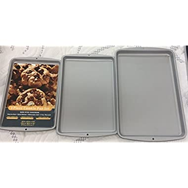 Wilton 3 Piece Cookie Sheet Set