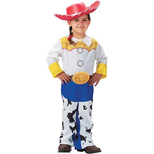 Jessie Classic Costume - X-Small (Jessie Toy Story Toddler Costume)