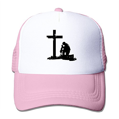Army Of The Lord Christian Unisex Trucker Baseball Mesh Hat Adjustable Fashion ()