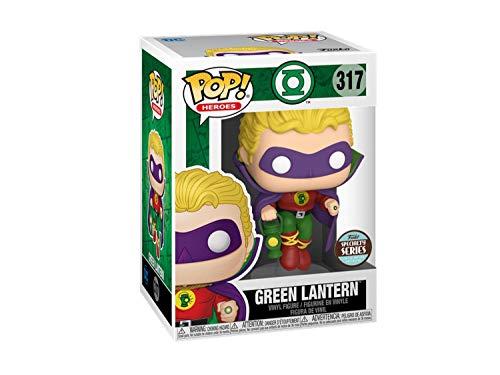 Funko Pop! Heroes: DC Comics- Green Lantern Specialty Series Standard