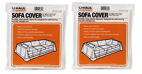 UHaul Sofa Couch Loveseat Cover Up to 8' Length Fit 134