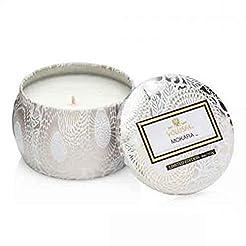 Voluspa Mokara Petite Tin Candle, 4 Ounc...