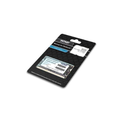 Patriot 1.35V 8GB DDR3 1600MHz PC3-12800 CL11 SODIMM Memory PSD38G1600L2S by Patriot (Image #4)