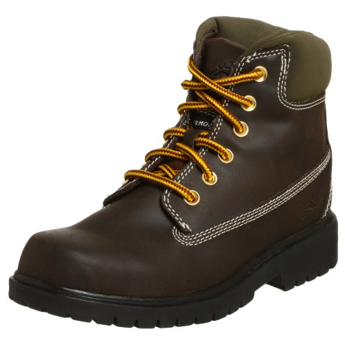 [Deer Stags Mack Boot (Toddler/Little Kid/Big Kid),Dark Brown,11 M US Little Kid] (Boys Boots Sale)