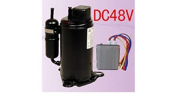 Uso doméstico GOWE absorción solar acondicionador de aire solar híbrida aire acondicionado. Precio para uso doméstico compresor DC 48 V: Amazon.es: ...