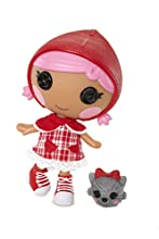 Lalaloopsy Littles Doll- Cape Riding Hood