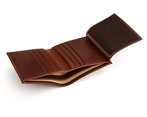 9 Tan Card Dark Credit 9 Dark SAGEBROWN Tan Credit Wallet Wallet SAGEBROWN Card Tzx077