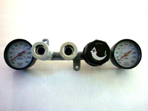WL021100AV Campbell Hausfeld Air Compressor Manifold