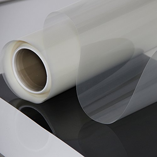 HOHO Transparent Holografic PET Marterial Rear Projection Film (1.5mx2m) by HOHO (Image #5)