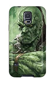 High-quality Durable Protection Case For Galaxy S5(magic The Gathering)