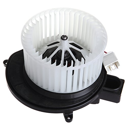 - HVAC plastic Heater Blower Motor w/Fan ABS Cage ECCPP for 2007-2011 Dodge Nitro/ 2008-2012 Jeep Liberty