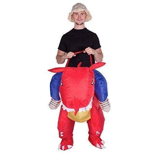 Bodysocks® Disfraz Hinchable de Dragón Adulto: Amazon.es: Juguetes ...