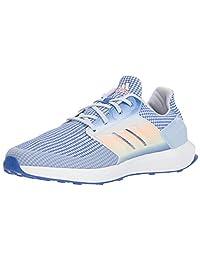 Adidas Unisex-Child RapidaRun Running Shoes