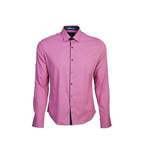 Hombre High Camisa By Smc Para Casual Quality Semco aPW4qT