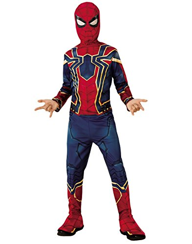 Rubie's Marvel Avengers: Infinity War Iron Spider Child's Costume, Large