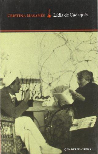 Descargar Libro Lídia De Cadaqués Cristina Masanés
