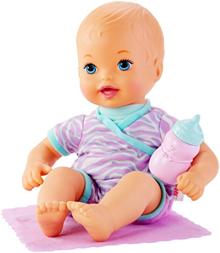 - Little Mommy Baby So New Tiny Tiger Baby Doll