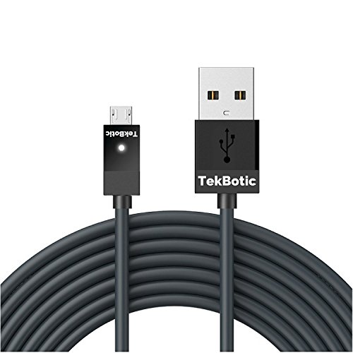tekbotic-chargeplay-micro-usb-cable-9ft-ps4-xbox-one-controller-charger-with-led-charge-indicator-li