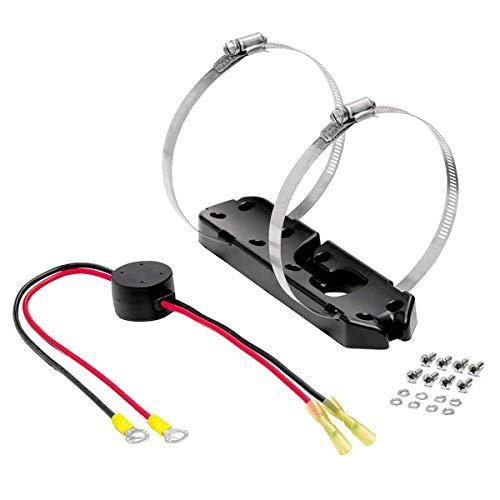 Humminbird 740182-1 Humminbird 740182-1 AD MTM HW MSI Trolling Motor Adapter Bracket (Renewed) (Trolling Motor Adapter)