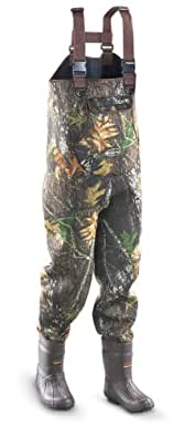 Columbia Gadwall Waders with 1000 gram Thinsulate Ultra Insulation Mossy Oak