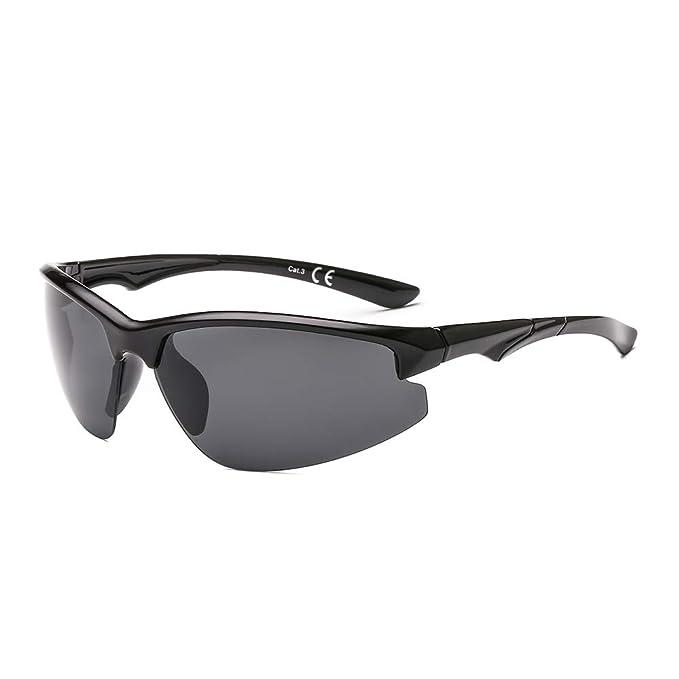 Amazon.com: Suertree JH6005 - Gafas de sol deportivas ...