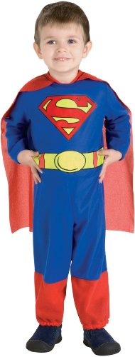 Superman Costume - Toddler