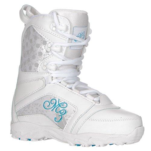 Millenium 3 Venus Jr. Girls Snowboard Boots - 4.0 (Grom Lace Boot)