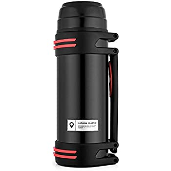 Amazon Com Thermos Nissan Ncd1800p4 61 Oz Stainless Steel
