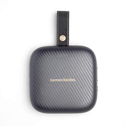 Harman Kardon Neo - Portable Bluetooth Speaker with Strap - Gray