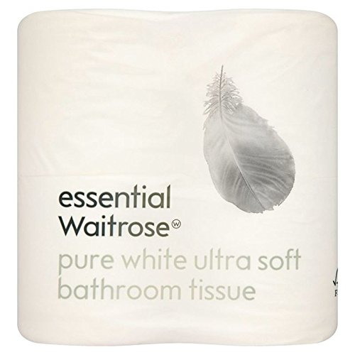 ultra-soft-toilet-tissue-pure-white-essential-waitrose-4-per-pack-pack-of-2